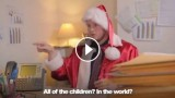 VIDEO: (14+) Kā Ziemassvētku vecītis uzsāka savu karjeru?