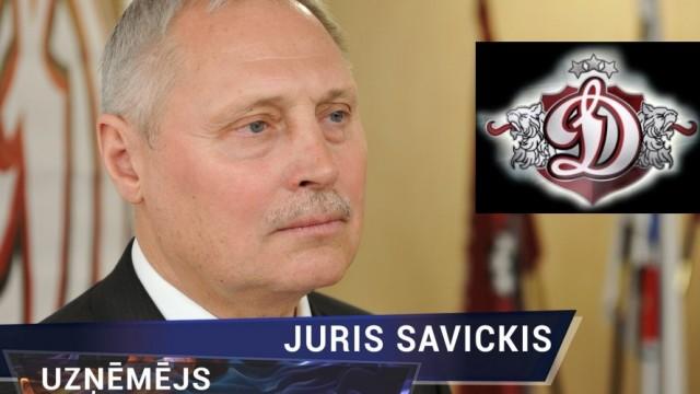 Viss, kas īsumā jāzina par Juri Savicki un Rīgas Dinamo naudu!