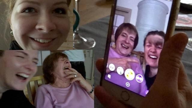 """VIDEO: Jautrākai dienai! Kā Latvijas omes reaģē uz dažādiem tehnikas """"brīnumiem""""?"""