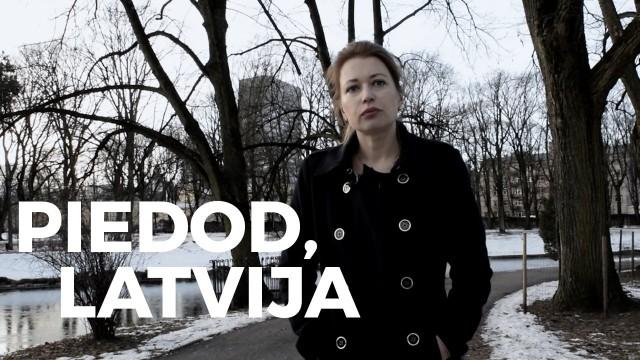 VIDEO: Vai Re:Baltica žurnāliste Spriņģe atklāti ņirgājas par Latviju un nomelno konkurentus?