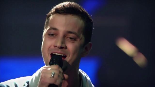 """VIDEO: Latvietis Stass Šurins iekļūst Vācijas konkursa """"The Voice of Germany"""" pusfinālā!"""