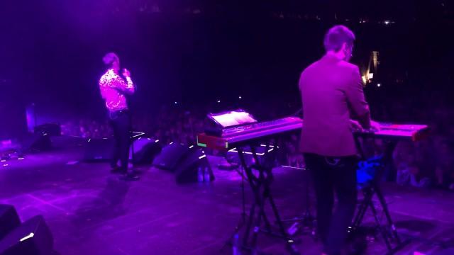 """VIDEO: Neliels ieskats """"Prāta vētras"""" koncertā Maskavā!"""