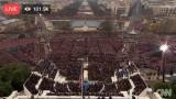 CNN VIDEO TIEŠRAIDE: Jaunā ASV prezidenta Trampa inaugurācijas ceremoniju!