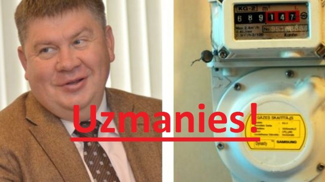 """ATMASKOTS! Uzzini, kā """"Latvijas gāze"""" izkrāpj tūkstošiem eiro no saviem klientiem!"""
