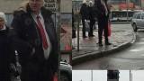 ACULIECINIEKA FOTO: Vai ASV prezidents Tramps slepeni ieradies Rīgā ar… VILCIENU?