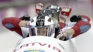 DUBULTUZVARA! Latviešu bobslejisti – Ķibermanis un Melbārdis ieņem pirmās divas vietas Sanktmoricā!