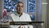 VIDEO: Libānietis Visams Rafaels. Ārsts, kas gatavs aizstāvēt Latviju līdz pēdējam elpas vilcienam.