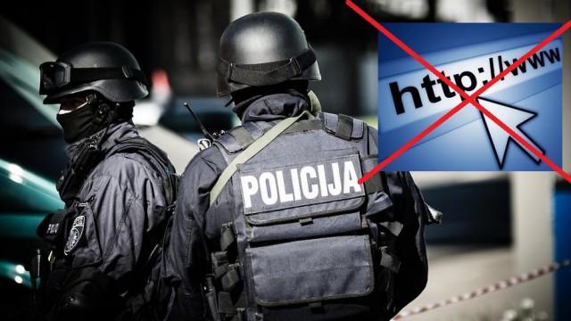 Valsts policija negaidīti SLĒDZ vienu no Latvijā populāriem interneta portāliem!