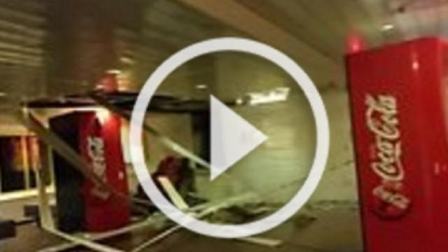 ACULIECINIEKU VIDEO: Kas patiesībā notika uz Tallink prāmjiem vētras laikā!?