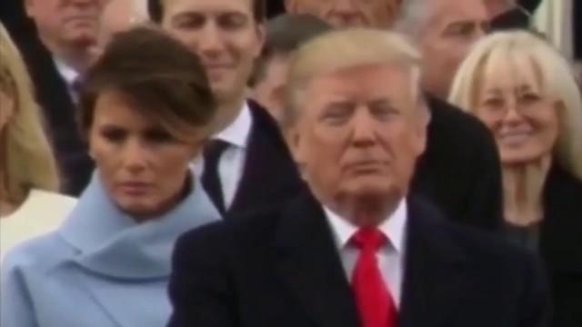 VIDEO: Vai pasaulei steidzami jāglābj jaunā ASV prezidenta Trampa sieva Melānija!?