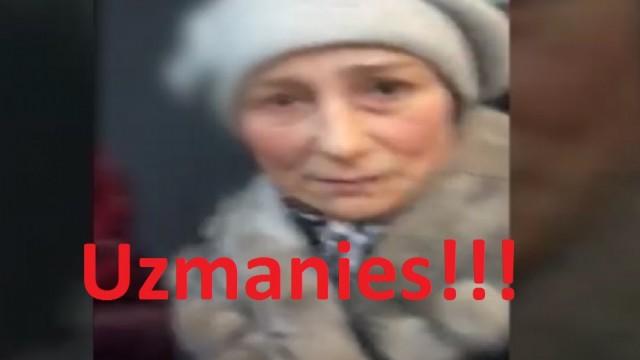 """VIDEO: Uzmanies! """"Viņa pateica, kad nomirs mans dēls."""" Tā Rīgas centrā cilvēkus krāpj viltus zīlniece!"""