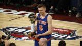 VIDEO: Noskaties, kā Porziņģis gūst fantastisku uzvaru NBA Zvaigzņu spēles meistarības konkursā!