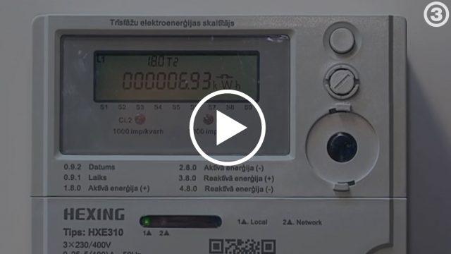 VIDEO: Jaunie elektrības skaitītāji uzrāda LIELĀKU patēriņu, nekā vecie! Kāpēc tā?