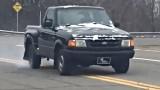 VIDEO: Kas notiek ar automašīnu, ja, braucot uz priekšu, pēkšņi tiek ieslēgta atpakaļgaita?