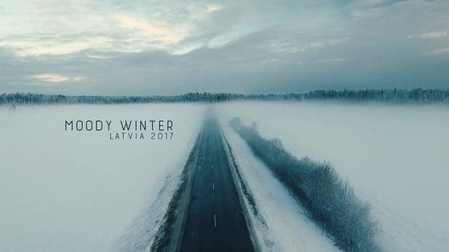 VIDEO: KOLOSĀLI! Ieskats nedaudz citādākā Latvijas ziemā!