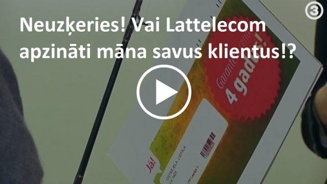 """VIDEO: Uzmanies! Žurnālisti atklāj """"Lattelecom"""" iespējams APKRĀPJ klientus!"""