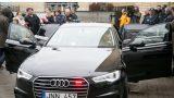 VIDEO: Ja Lietuvā redzi melnu Audi – UZMANIES! Ar šādiem auto policija tagad ķers ātrumpārkāpējus!