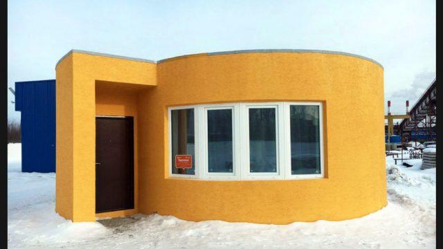 VIDEO: Tagad ikviens savu māju varēs burtiski… IZPRINTĒT par 9500 eiro!