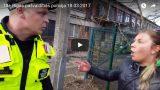 VIDEO: 18+! Publicēts video, kurš izraisījis pamatīgu SKANDĀLU! Policisti iereibušai mātei atņem zīdaini!
