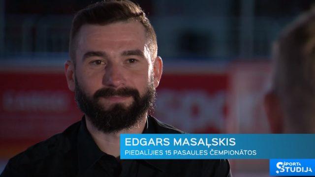 VIDEO: Atklāta intervija ar Edgaru Masaļski un viņa vecākiem pēc viņa aiziešanas no Latvijas izlases!