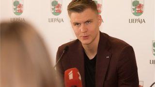 VIDEO: Kristaps Porziņģis paziņo savu lēmumu par dalību EČ Latvijas izlases sastāvā!