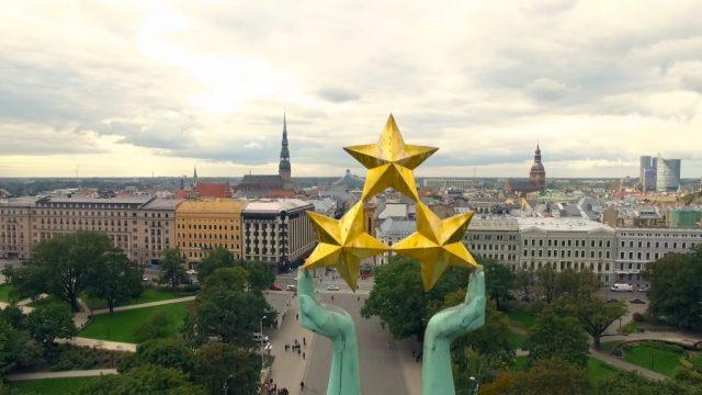 Iedvesmai vasaru gaidot! Krāšņs video ar Latvijas skaistākajām vietām!