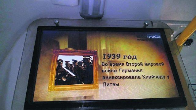 Rīgas sabiedriskajā transportā tiek apzināti izplatīta maldinošā vēsture!