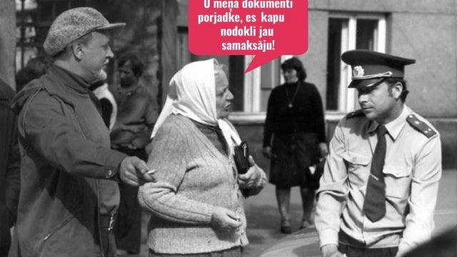 VIDEO: Absurds! Latvijā nodoklis jāmaksā arī par mirušajiem!