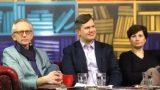 VIDEO: Kā Edgars Kramiņš TV tiešajā ēterā deputāti Ilzi Viņķeli noved līdz asarām!