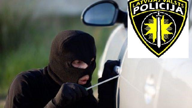 Valsts policija atklāj šogad zagtāko automašīnu marku TOP 5!