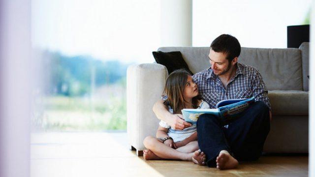 7 baušļi, kas tēvam ir jāiemāca savai meitai, jeb kā izaudzināt laimīgu sievieti!