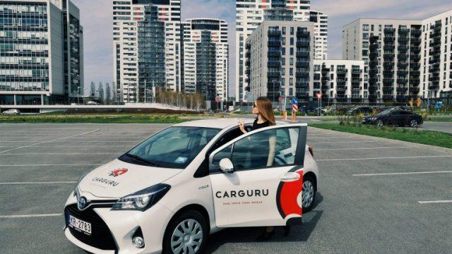 VIDEO: Kaut kas nebijis! Latvijā startē automašīnu koplietošanas pakalpojums – ņem un brauc!