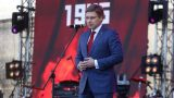 Kas tad īsti ir 9.maijs un ko šajā dienā svin Rīgas domes priekšsēdētājs Nils Ušakovs?