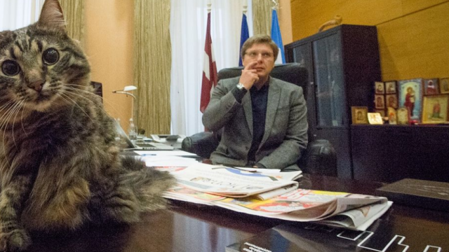 """VIDEO: Šorīt rīdziniekus un visu Latviju pārsteidz """"UŠAKOVA MĪLESTĪBA""""!"""