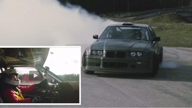 VIDEO: SUPER! Latvijas jaunākais drifteris 12-tajā dzimšanas dienā tiek pie 570 ZS jaudīgu BMW!
