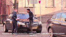 Slēptā kamera: Kā cilvēki reaģēja saņemot neīstu soda kvīti!?