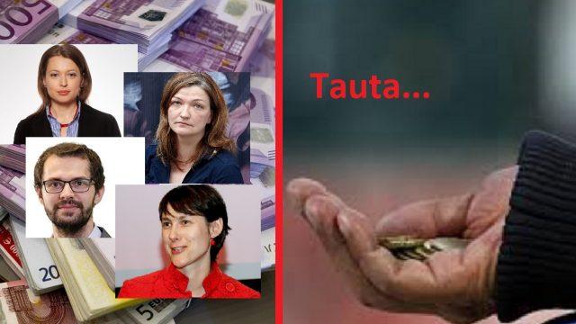 Kā portāls Delfi, žurnāliste Spriņģe, Jemberga un citi ar vērienu tērē nodokļu maksātāju naudu!?