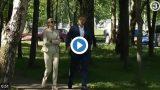VIDEO: Ušakovs burtiski bēg no latviešu žurnālistiem! Bet laipni runā ar Krievijas TV…