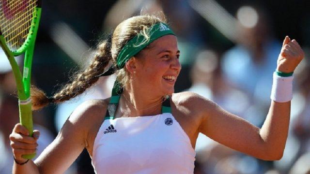 """VIDEO: Latviešu tenisiste Ostapenko iekļūst """"French Open"""" finālā un nopelna 1 000 000 eiro!"""