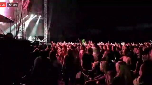 """TIEŠRAIDE: """"Red Hot Chili Peppers"""" plosās koncertā Rīgā, Lucavsalā!"""
