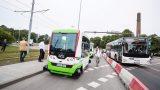 VIDEO: Tallinā autobusi bez vadītāja! Braukšana tajos ir BEZ MAKSAS!