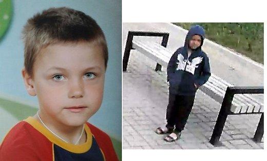 Jauns pavērsiens Ivana Berladina meklēšanas lietā: zēns izkāpis no sabiedriskā transporta…