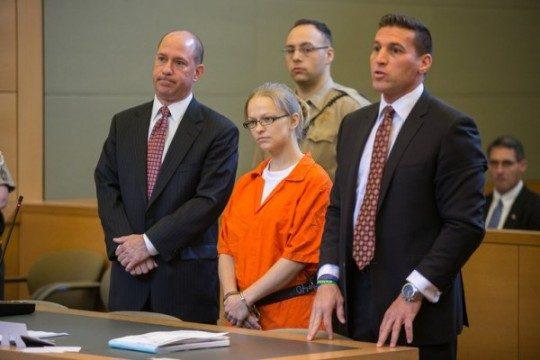 Latviete Angelika Grasvalde ASV tiesā beidzot atzinusies – viņa noslepkavoja savu līgavaini!