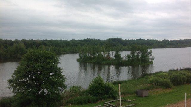 VIDEO: Gandrīz vai neticami! Latvijā izrādās ir veselas divas peldošas salas!