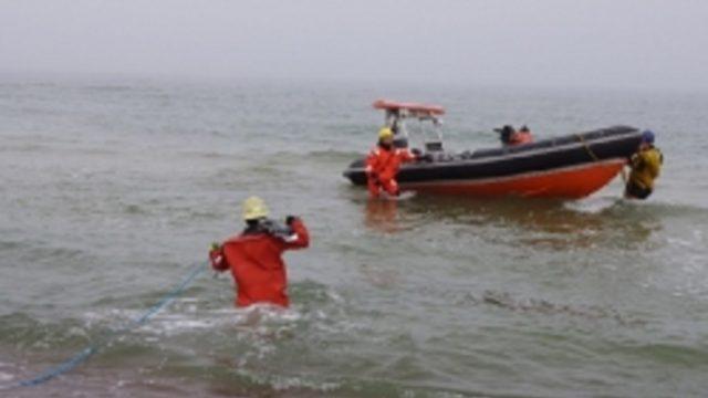 Rucavas novadā jūrā pazudis 11 gadus vecs bērnus, meklēšanas darbi turpinās!