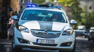 Policija Ventspilī aptur transportlīdzekļa vadītāju, kurš traucās ar…. 226 km/h!