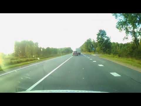 """VIDEO: Uz Bauskas šosejas brutāla šoferu """"cīņa""""! Tiek apdraudēti visi garāmbraucošie!"""