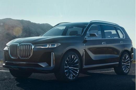 FOTO: Lūk, kā izskatīsies BMW X7! Publicēti pirmie attēli!