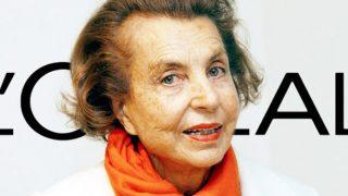 Mirusi pasaulē bagātākā sieviete Liliana Betenkorta.