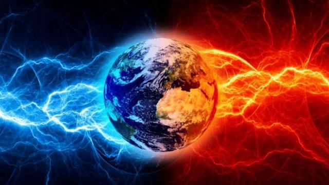Zemi sasniegusi spēcīga magnētiskā vētra! Cilvēkiem ar veselības problēmām jābūt piesardzīgiem!